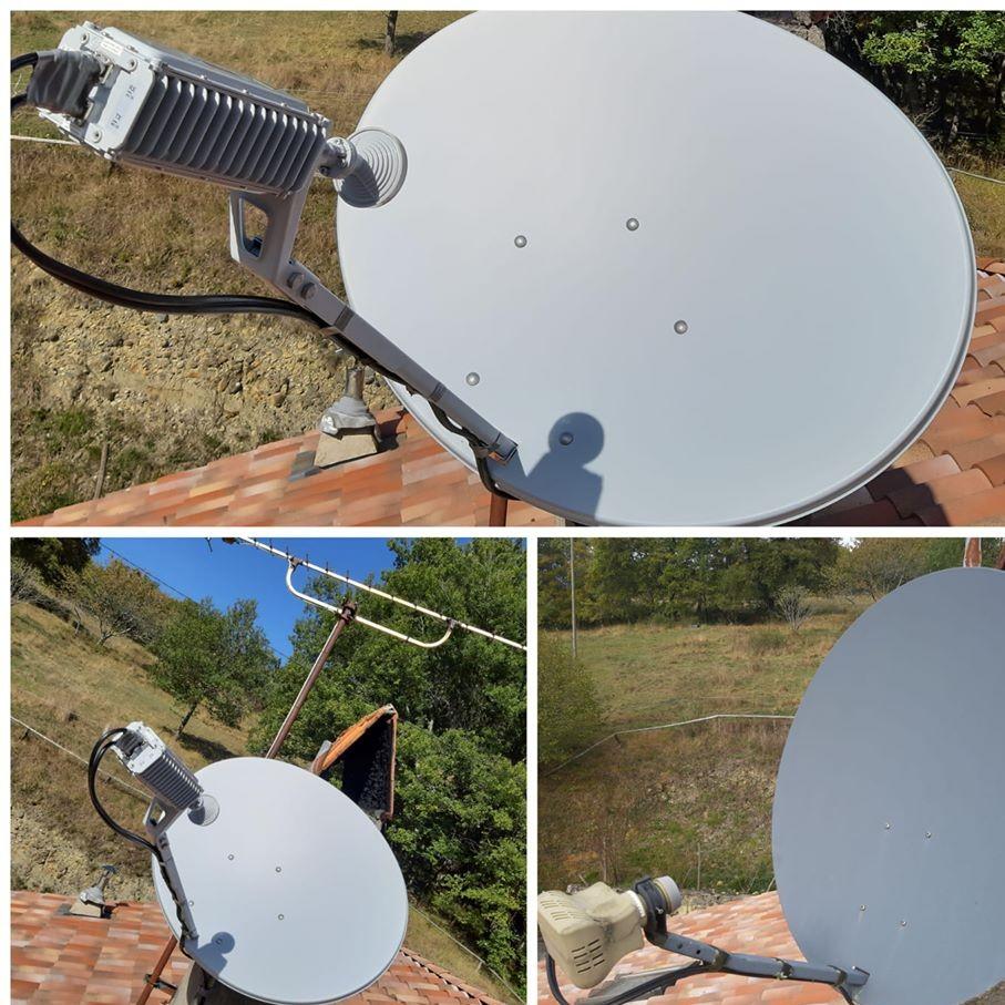 Parabole internet Nordnet Alliat 09400